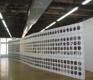 Stephen Willats, Data Stream: A Portrait of New York City, 2011