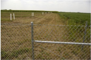 What bulldozers do to prairie