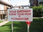 Potawatomi sign