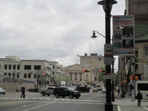 Essex County Courthouse, from Market Street