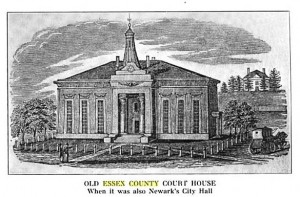 John Haviland's 1838 courthouse was replaced by Cass Gilbert's