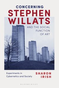 Concerning Stephen Willats by Sharon Irish book cover